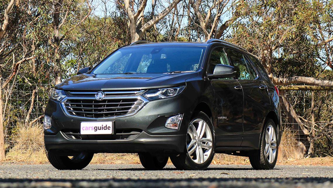Holden Equinox Ltz V Awd Petrol 2018 Review Carsguide