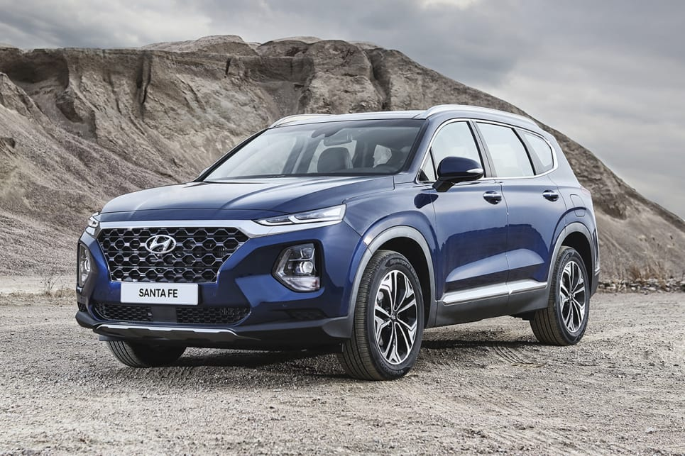 Seat Suv 2018 >> Hyundai Santa Fe 2018 Unveiled Full Details Of New Seven