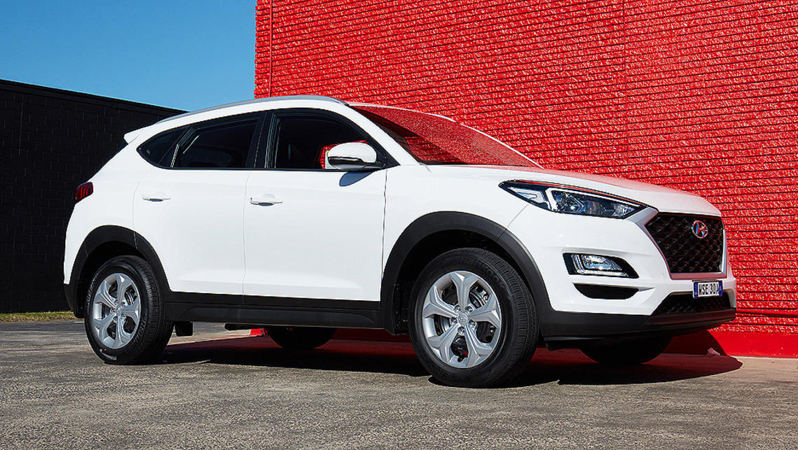 Hyundai Tucson 2019 Bring New Go Entry Model Car News