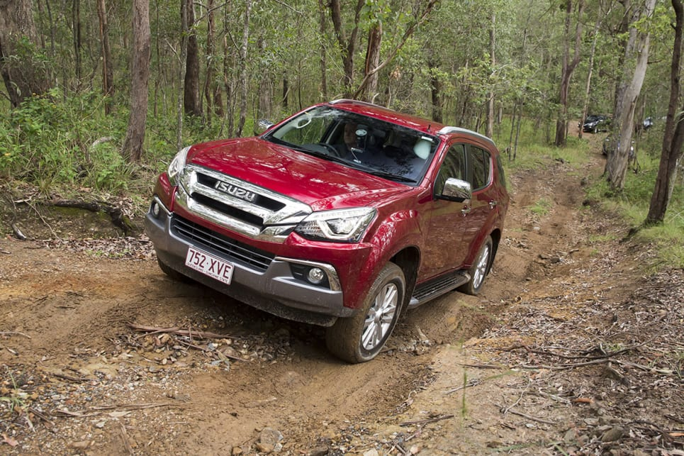 Isuzu's minor changes are a clear case of IUA applying a 'if it ain't broke, don't fix it' approach.