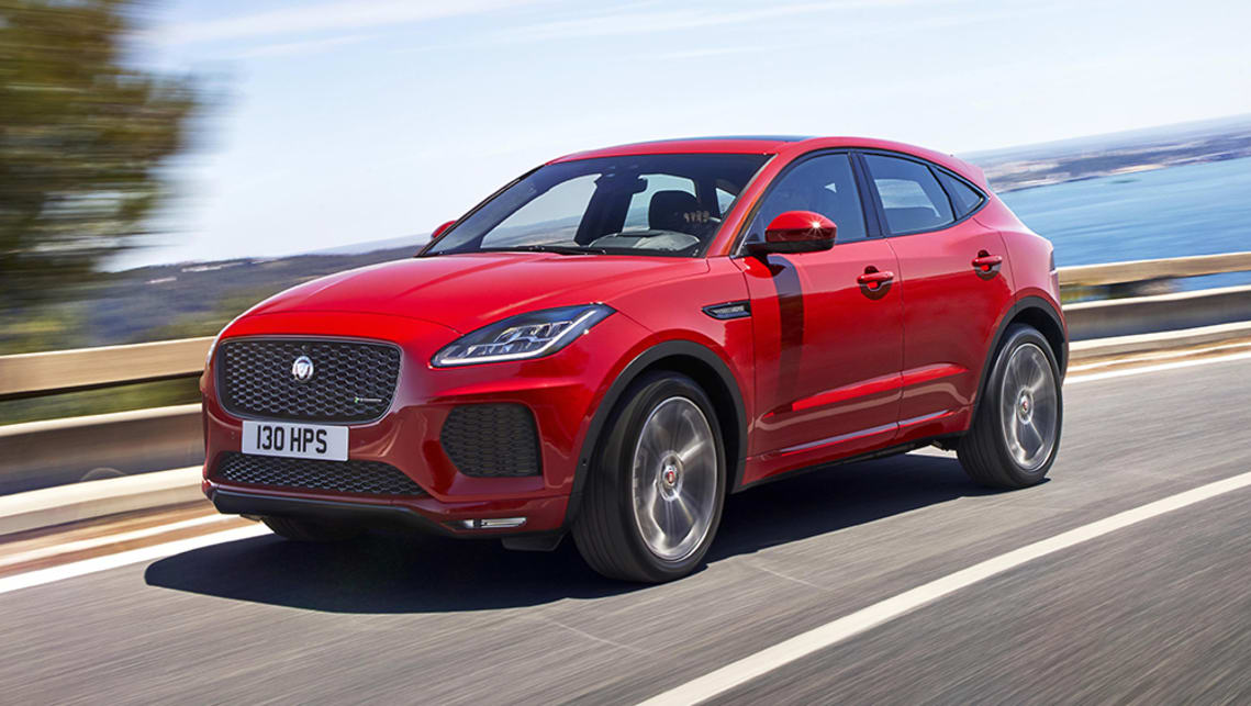 The Active Driveline has a more rear-drive feel, according to Jaguar,