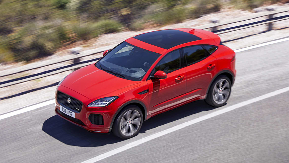 """With the E-PACE, our aim was to develop a Jaguar SUV that feels and responds with the character of any of our rear-wheel drive vehicles."""