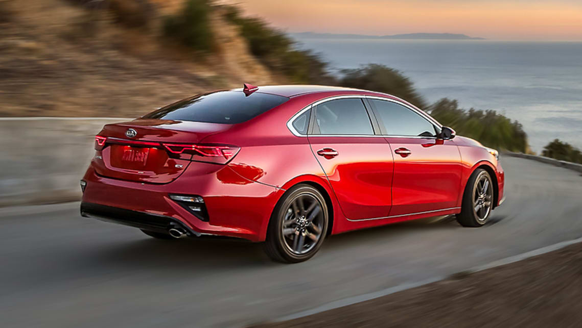 Kia Australia will continue to tweak suspension and steering settings for local conditions in the new-generation Cerato.