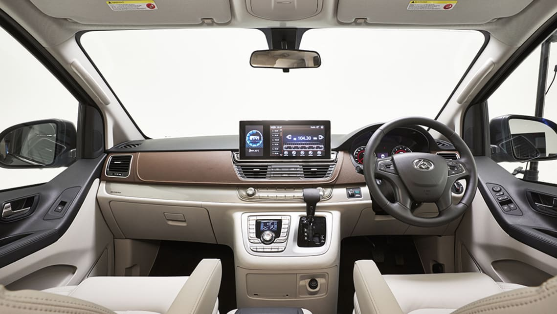 There are further inclusions such as a new 10.0-inch dash-top media screen that doubles as a display for the newly added 360-degree surround view camera system.