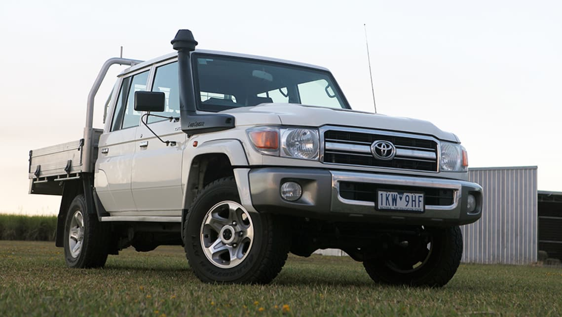 2018 Toyota Land Cruiser: News, Design, Specs, Price >> Land Cruiser 79 Series Gxl Dual Cab 4wd 2018 Off Road Review