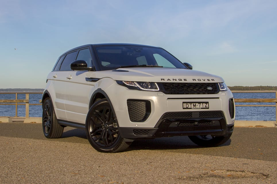 Range Rover Evoque Hse >> Range Rover Evoque 2018 Review Hse Dynamic Si4 290 Carsguide
