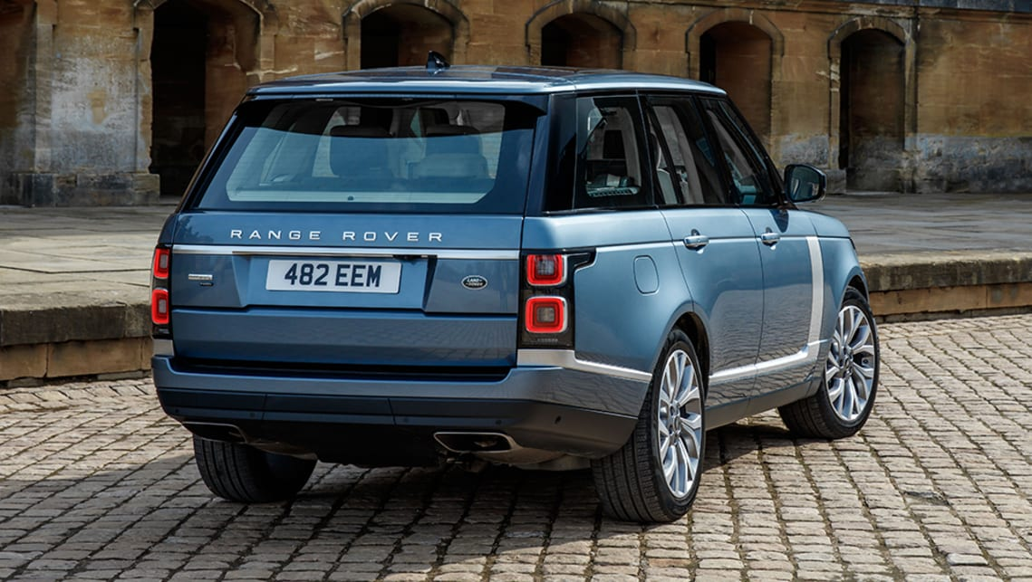 The Range Rover Sport is the smaller sibling of the Rangie, but both share the same DNA if not the same body panels.