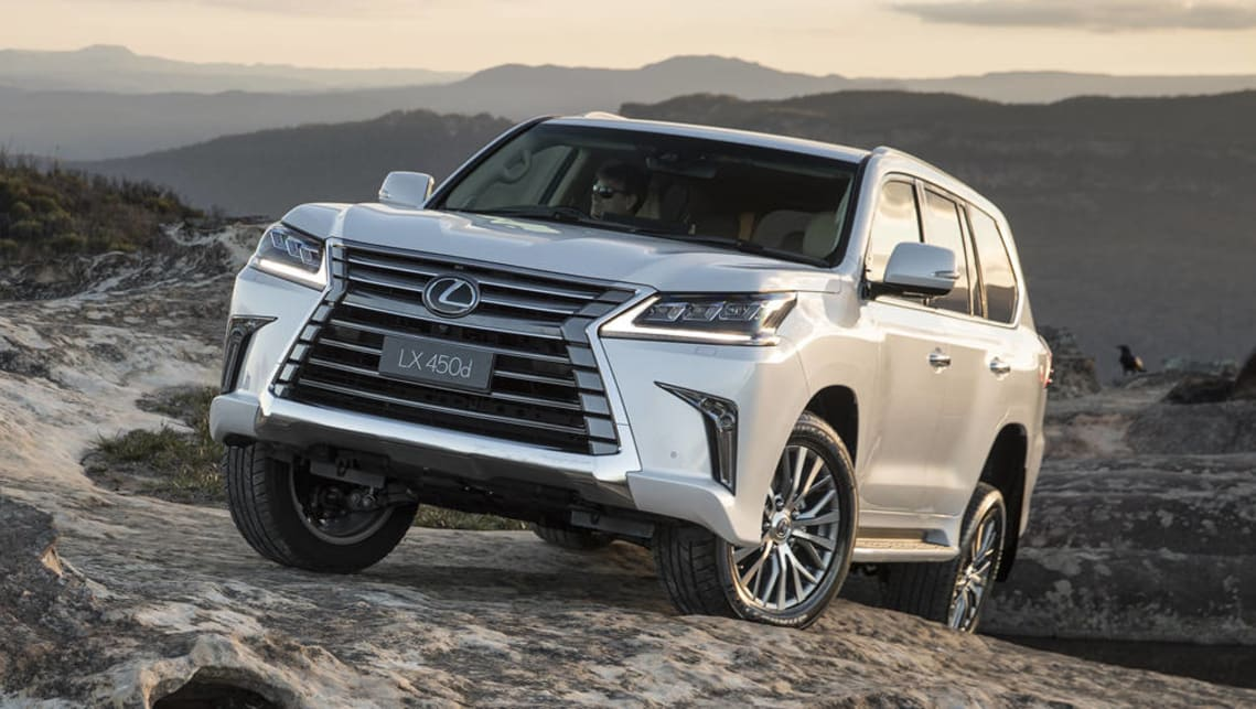 lexus lx450d 2018 pricing and spec confirmed  car news