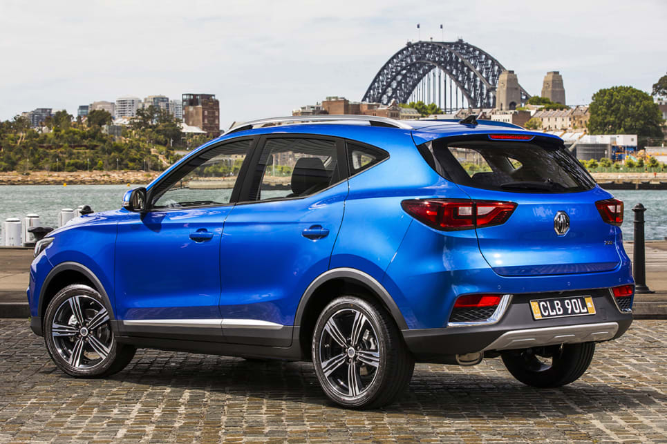 MG ZS SUV 2018 price and specification confirmed - Car News