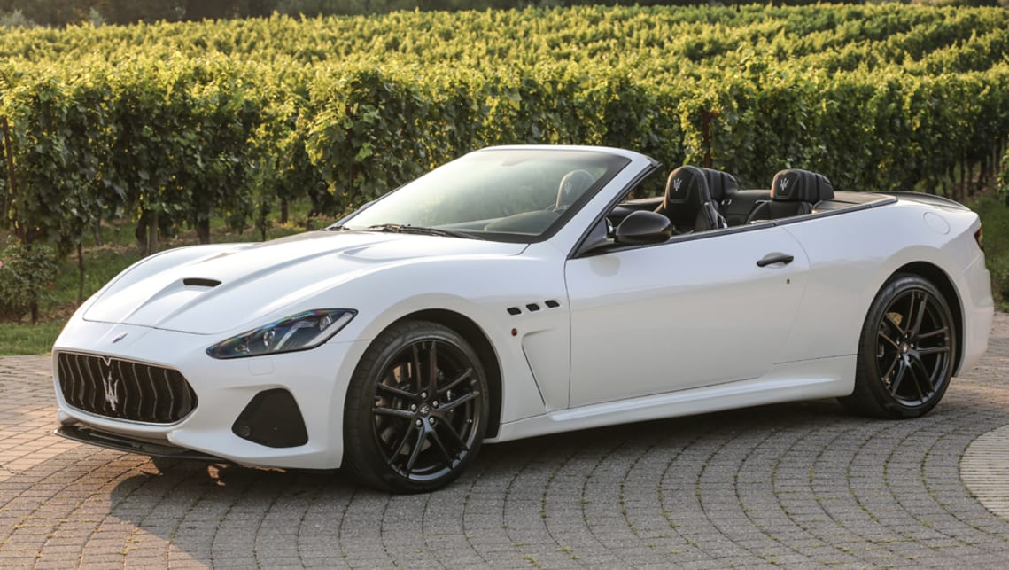 The new Maserati GranTurismo and GranCabrio have landed in Australia with two variants now available for each, dubbed Sport and Maserati Corse (MC).