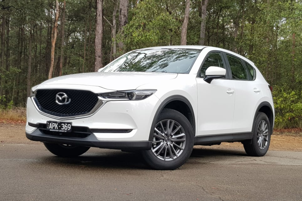 Malcolm Flynn is spending three months living with the CX-5 Touring petrol, to see how well it fits his family.