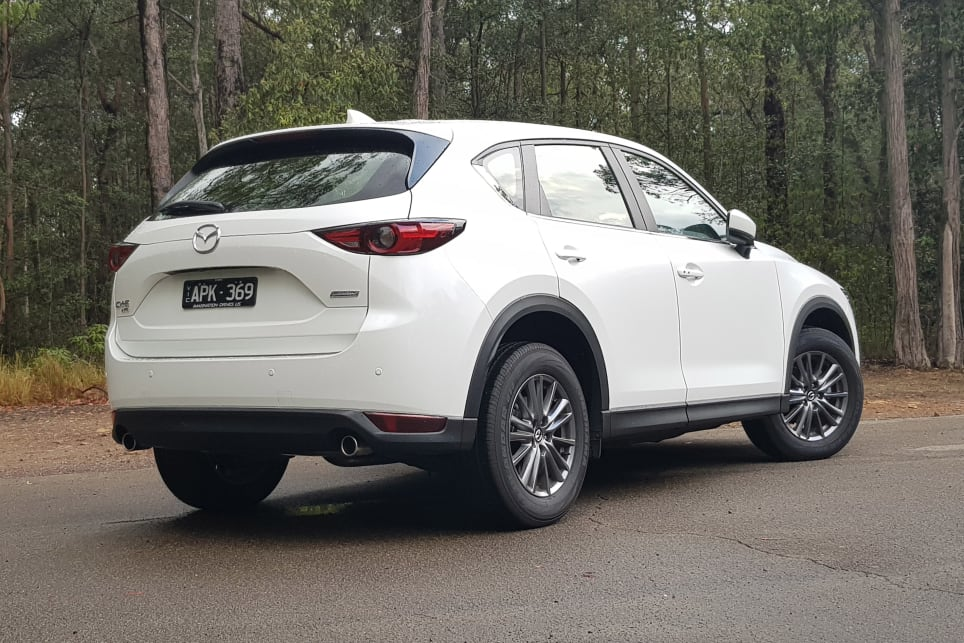 Mazda's CX-5 is looking likely to top the 2017 charts again next month.
