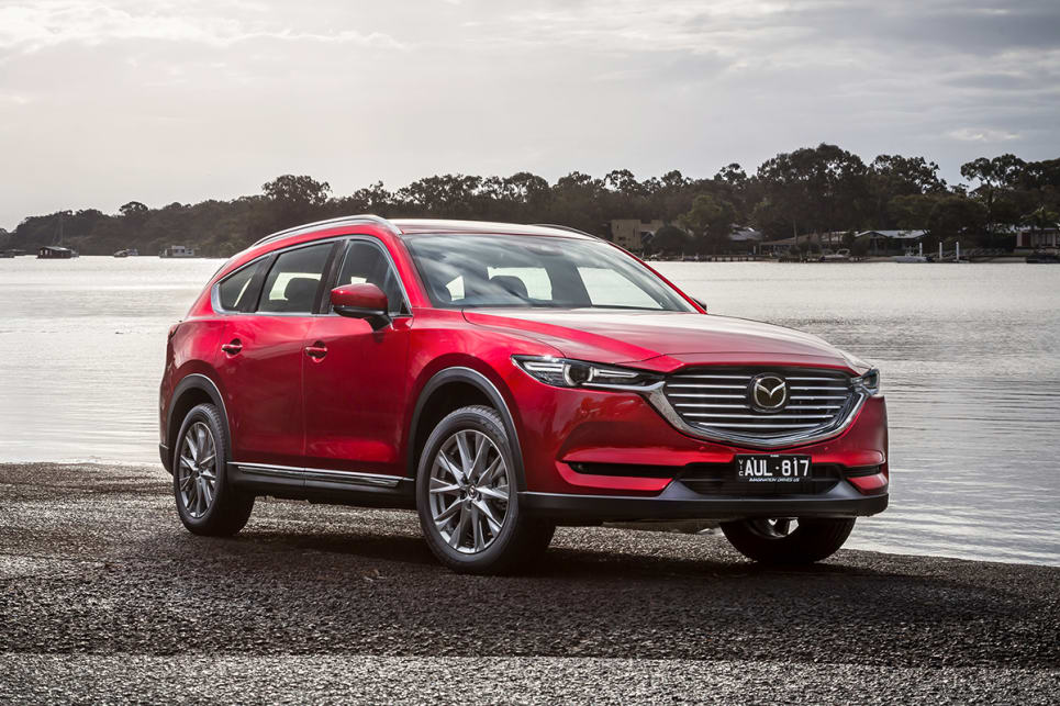You might perceive the new Mazda CX-8 as a similar jumble of existing Mazda SUV building blocks, but you're wrong. Very wrong. (CX-8 Asaki pictured)