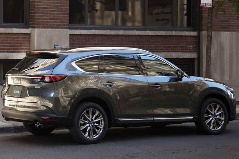 According to Mazda Australia, the decision to import the CX-8 was inspired by local demand for similar models.