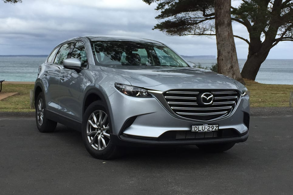 2018 Mazda CX-9: Changes, Diesel Engine, Price >> Mazda Cx 9 Touring Awd 2018 Review Carsguide