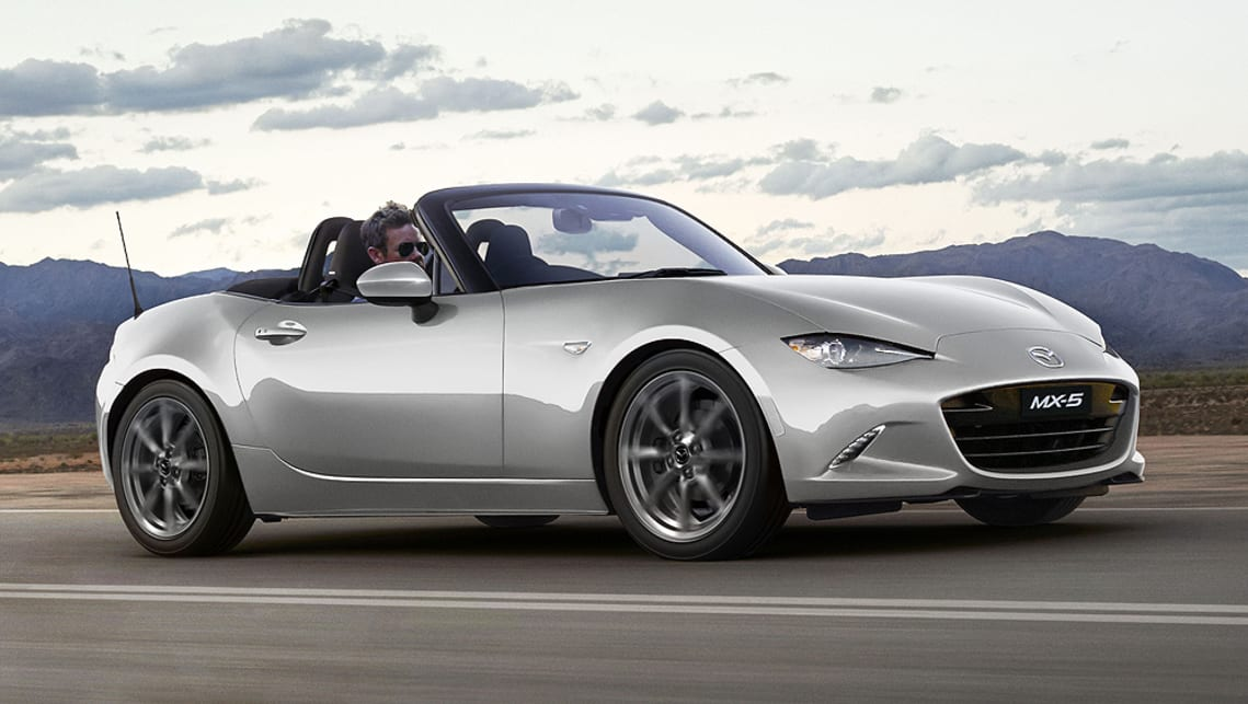 Mazda MX-5 2018 pricing and spec confirmed - Car News | CarsGuide