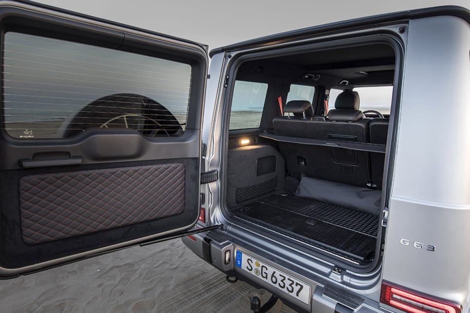Mercedes-AMG G63 2018 review   CarsGuide
