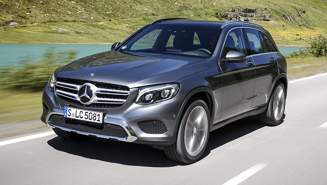 Mercedes Benz Glc200 2018 Pricing And Spec Confirmed Car News