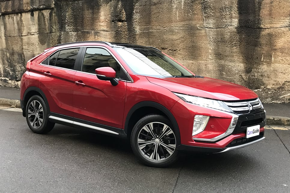 Mitsubishi Eclipse Cross Exceed AWD 2018 review | CarsGuide