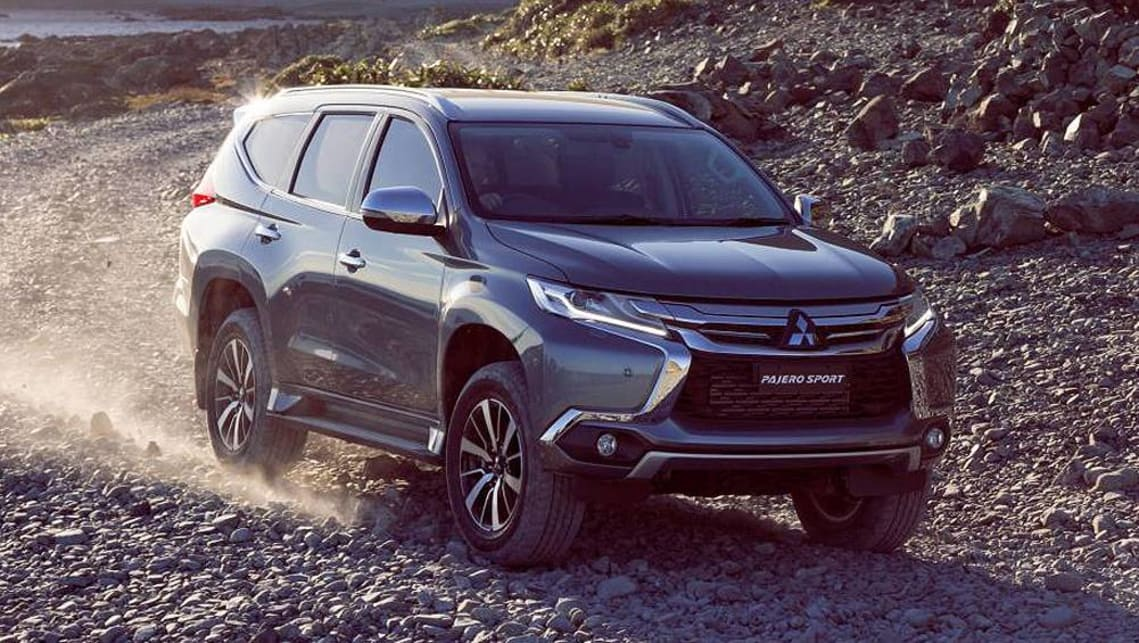 2019 Mitsubishi Montero Sport USA Release Date, Specs, Price >> Mitsubishi Pajero Sport 2018 Pricing And Specs Confirmed Car News