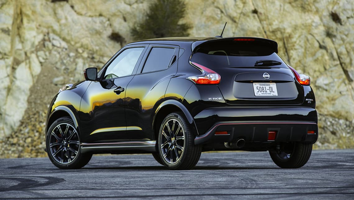 Details are a little scarce, but we do at least know the Juke Nismo will join the 370Z Nismo and GT-R Nismo.