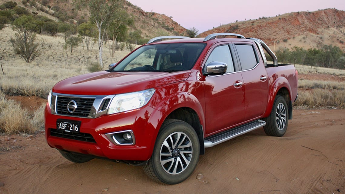Nissan Navara 2018 off-road review: ST-X | CarsGuide