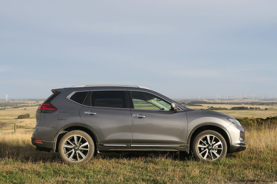 Nissan X Trail Tl Diesel Awd 2018 Off Road Review Carsguide