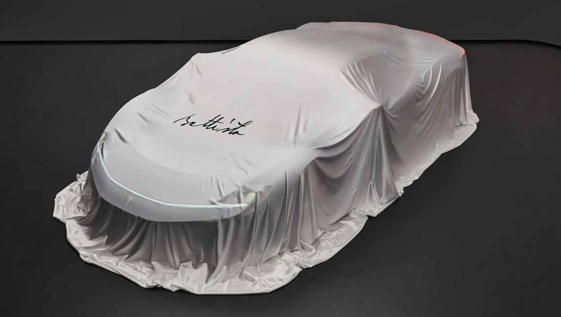 Automobili Pininfarina is promising its new Battista will be the most powerful car ever produced in Italy.