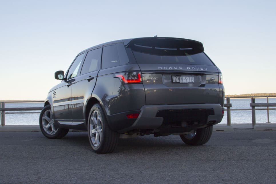 The Range Rover Sport SDV6 183kW SE can be had for $119,328.