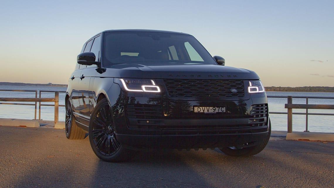 Range Rover 2018 Review Vogue Tdv6 Carsguide