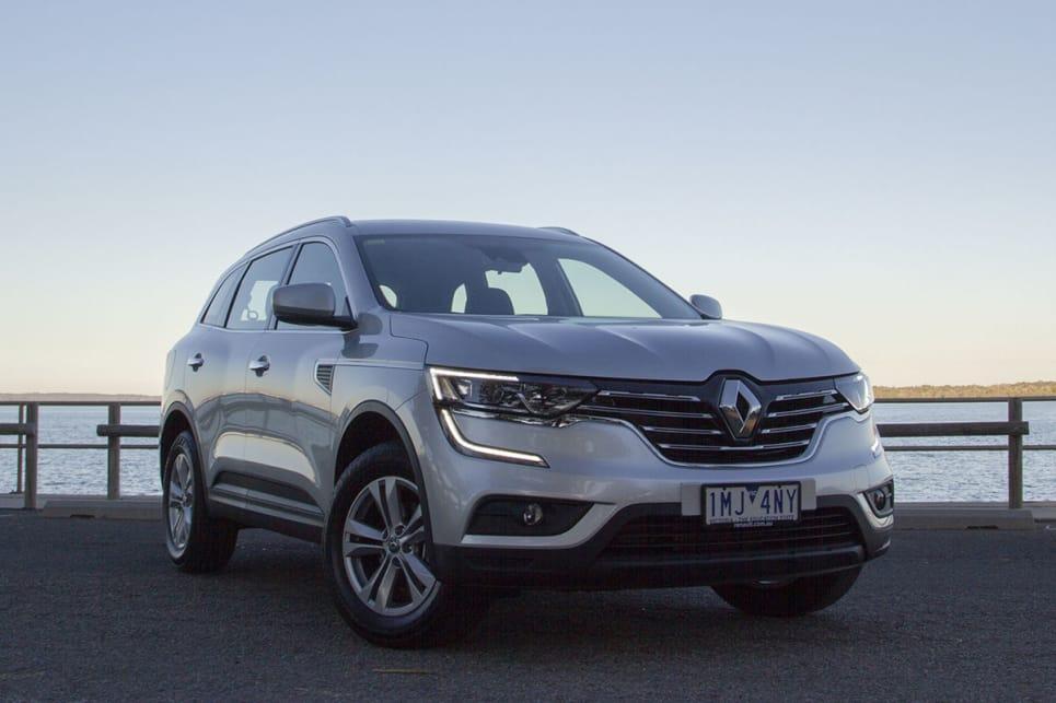 Renault Koleos 2018 review | CarsGuide
