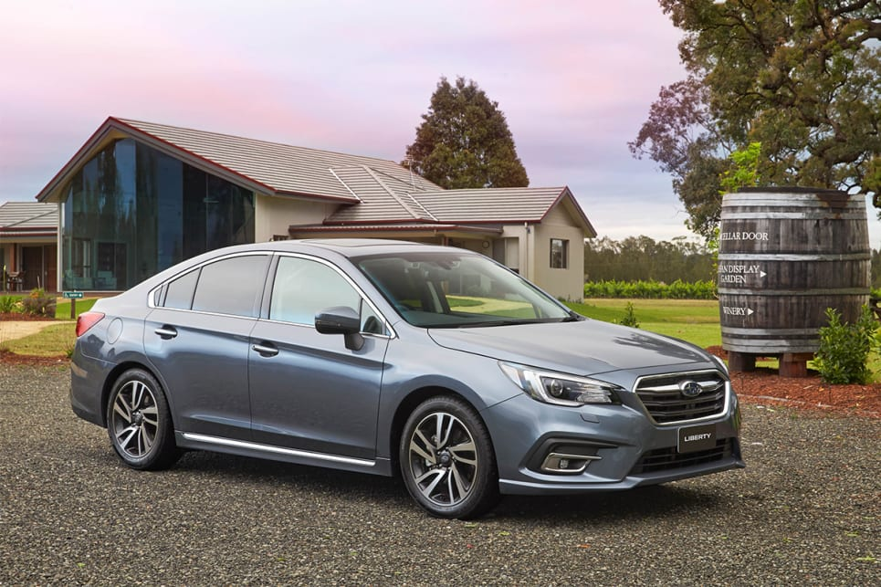 It may look startlingly similar to its predecessor, but the 2018 Subaru Liberty has a number of subtle adjustments to its styling.