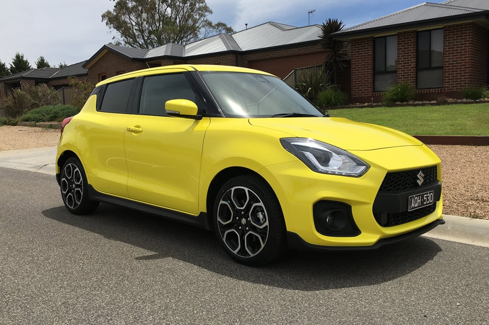 Suzuki Swift Sport 2018 pricing and specs confirmed - Car
