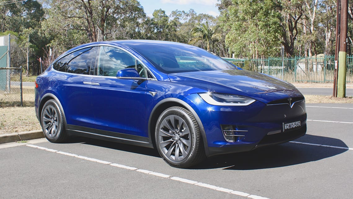Tesla Model X 2018 Review 75d Carsguide