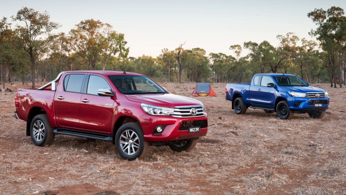Toyota HiLux hit record sales in June - Car News | CarsGuide