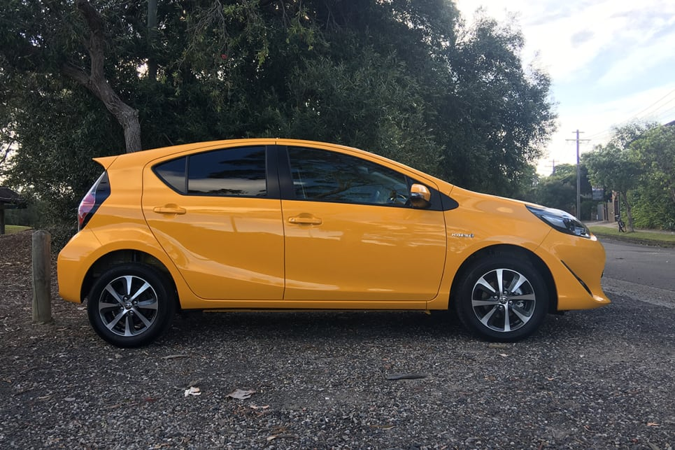 Toyota Prius C 2018 Review I Tech Carsguide