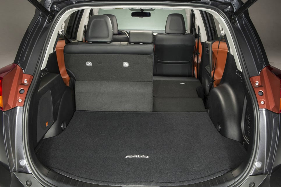 Top 3 mid-size family SUVs for boot space - Car Advice