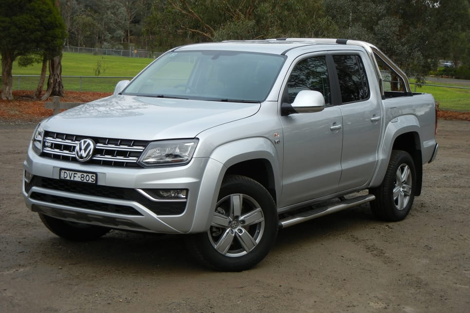 With a stonking 165kW and 550Nm, the Amarok V6 has cast a shadow over all its rivals.