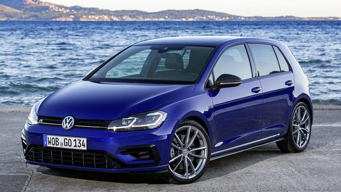 2018 Golf R >> Volkswagen Golf R 2018 Special Edition Unveiled Car News