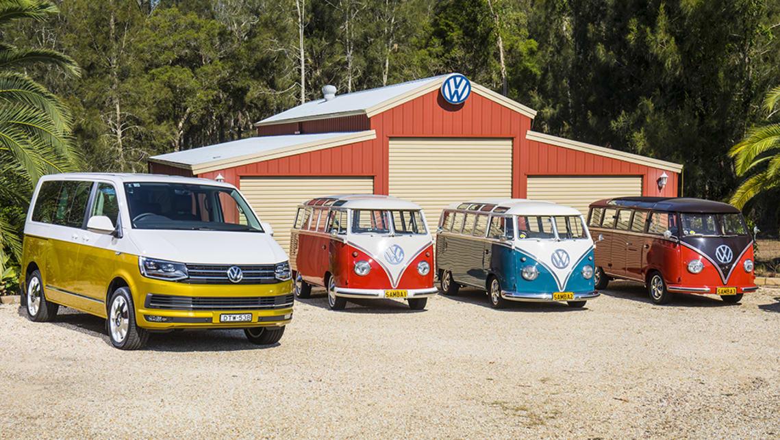 Volkswagen Kombi Camper confirmed for Australia - Car News