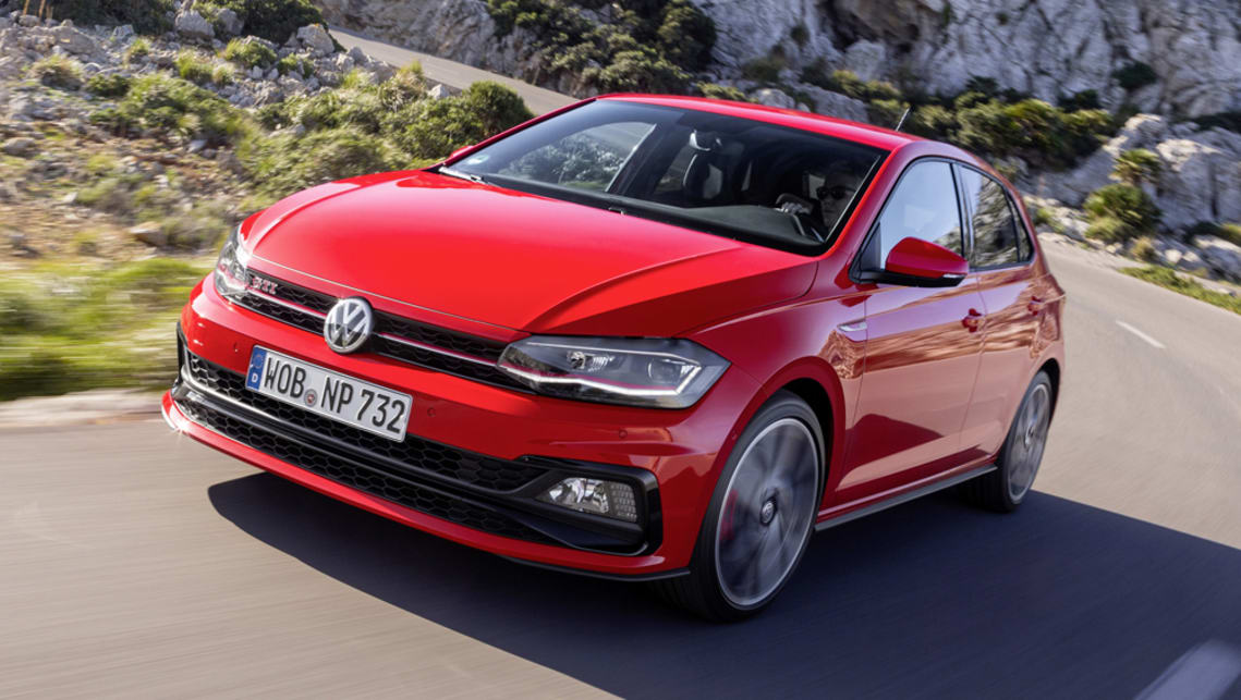 Volkswagen Polo Gti 2018 Pricing And Spec Confirmed Car News Carsguide
