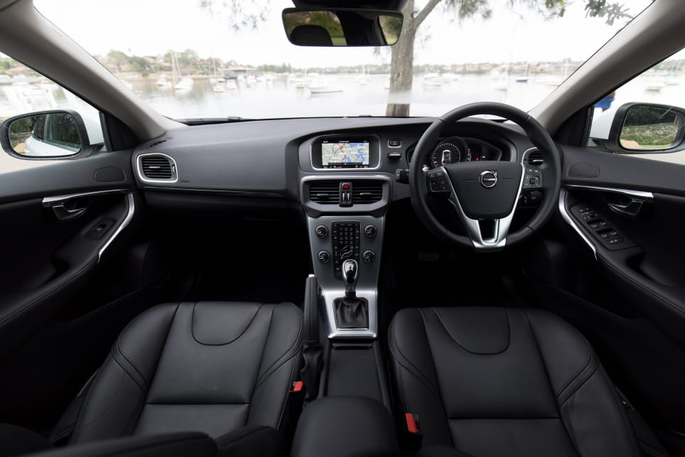 The Inscription grade brings milled aluminium trim to the centre console and that leather steering wheel. (image credit: Richard Berry)