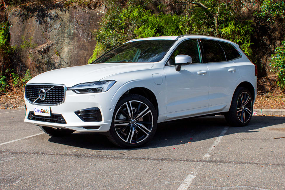 The R-Design T8 is the king of the XC60 range and lists for $92,990.