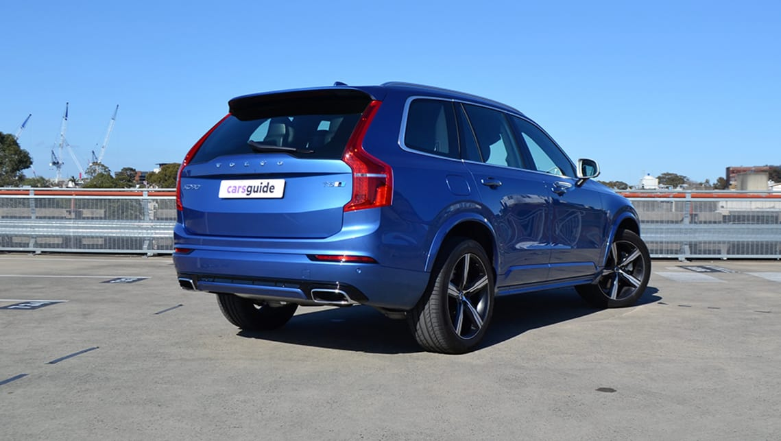 Volvo XC90 2018 review: T6 R-Design | CarsGuide
