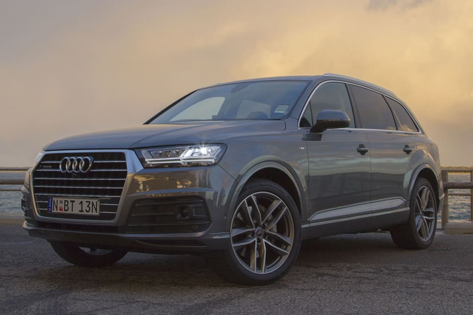 2018 Audi SQ7 TDI: Specs, Design, Price >> Audi Q7 2018 Review Carsguide