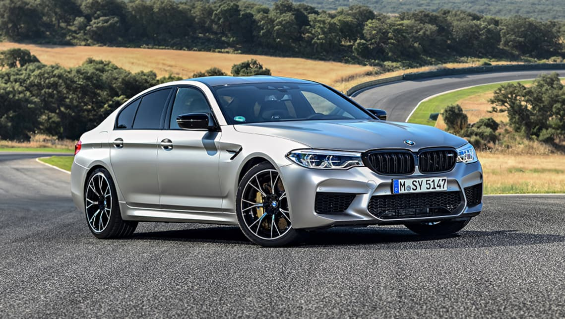 Bmw M5 Competition 2018 Review Carsguide