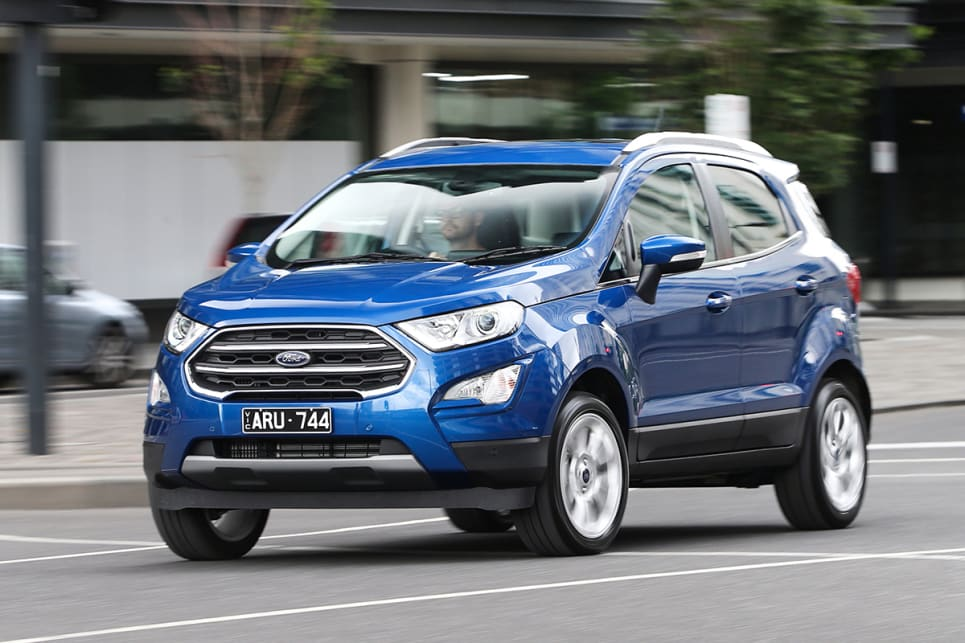 Ford Ecosport 2018 Review Carsguide