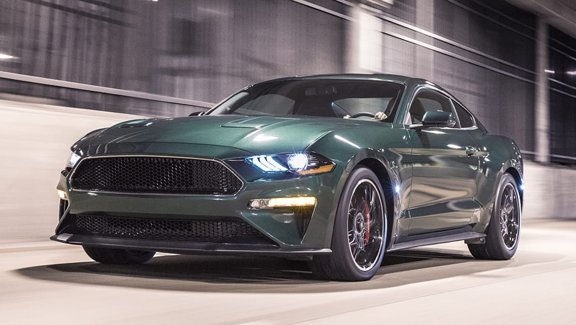 Ford Mustang Bullitt 2018 Pricing And Spec Confirmed Car