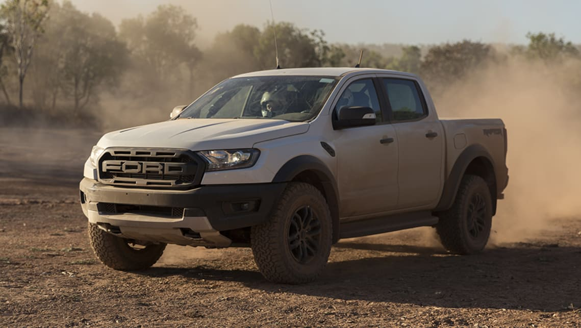 Ford Ranger Raptor 2018 Review Carsguide