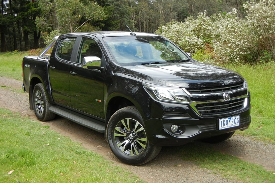 Holden Colorado LTZ 2018 review | CarsGuide